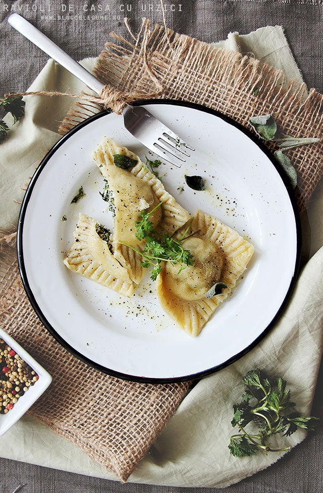 Hands down the best pasta in all the land.Country: ItalyTypical Filling: Ricotta cheese, soft veggies, and/or meat.Recipe: Homemade Ravioli With Nettles And Fresh Ricotta
