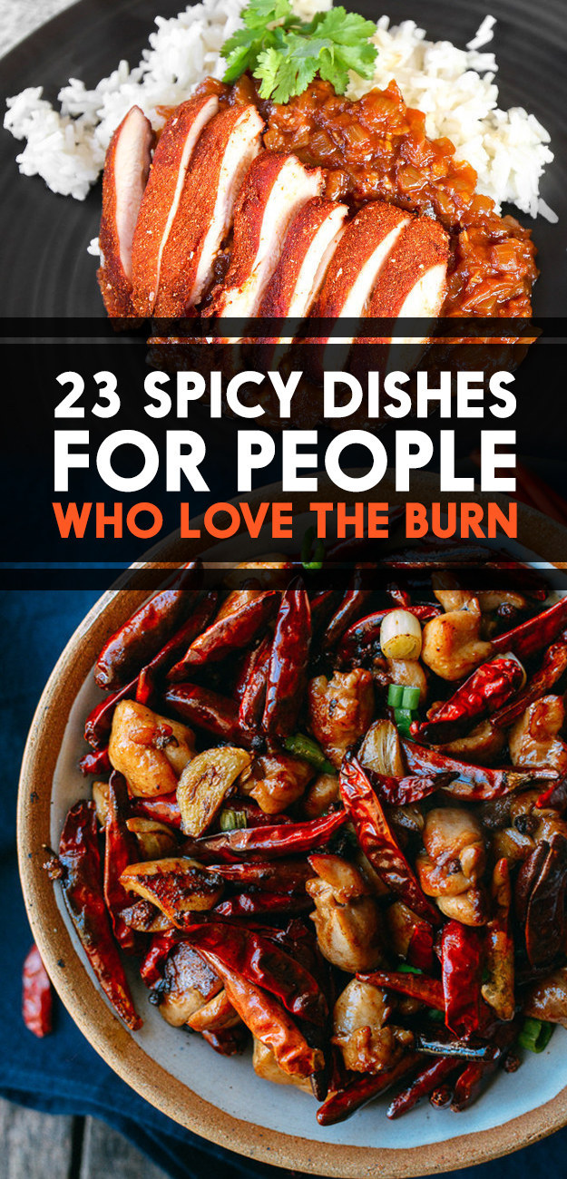 23 Spicy Dishes For People Who Hate Bland Food