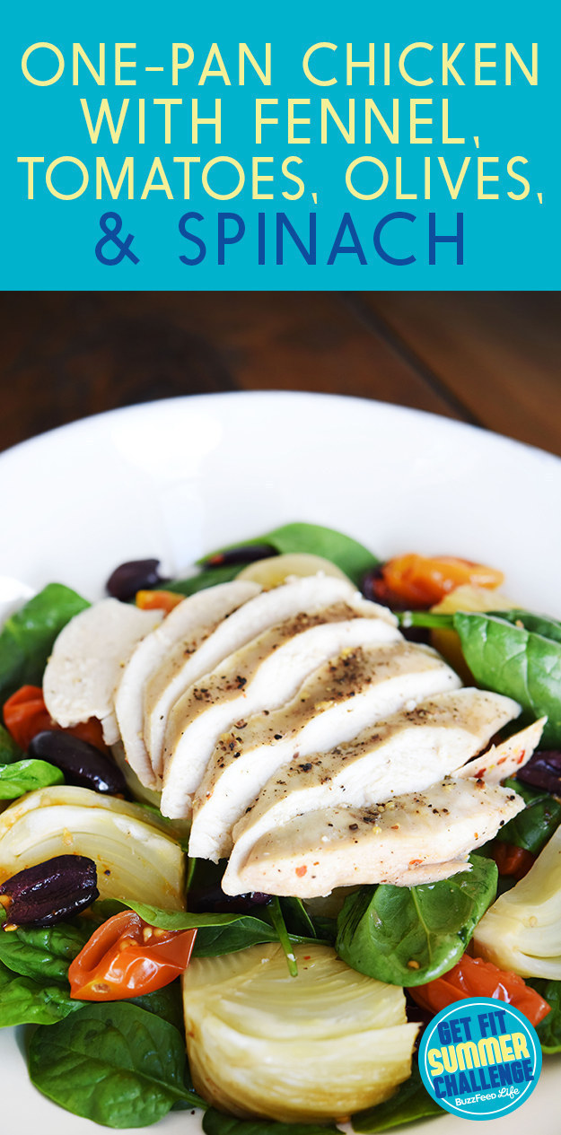 25 Healthy Things To Eat For The Get-Fit Challenge