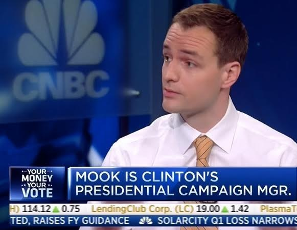 Image result for photo of robby mook