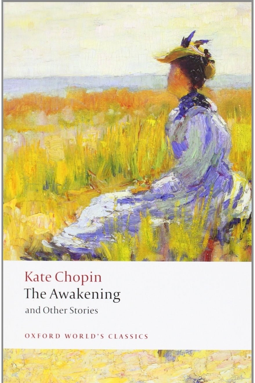 the notion of a great journey in the awakening by kate chopin and the adventures of huckleberry finn