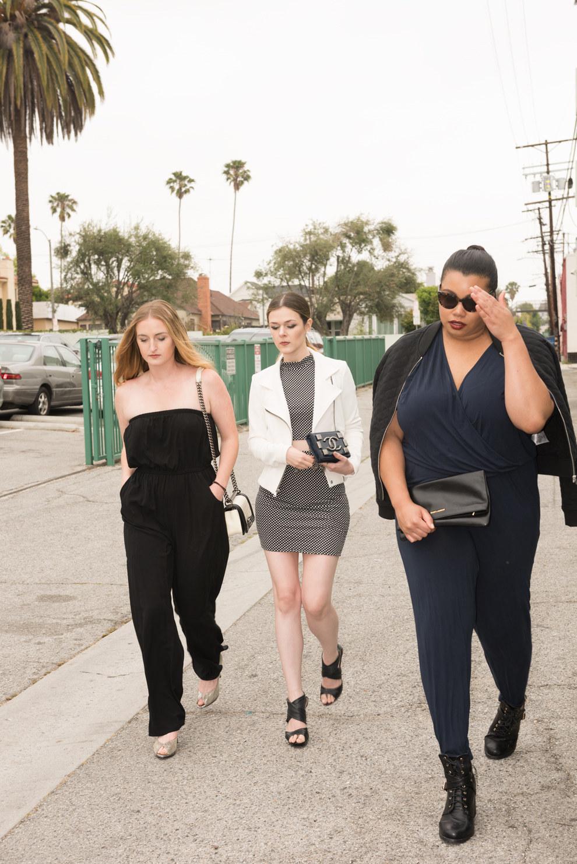 Three Regular Girls Try Living Like Kardashians For A Day-2264