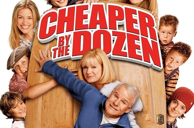 "12 Times ""Cheaper By The Dozen"" Was The Best Movie Of The ..."