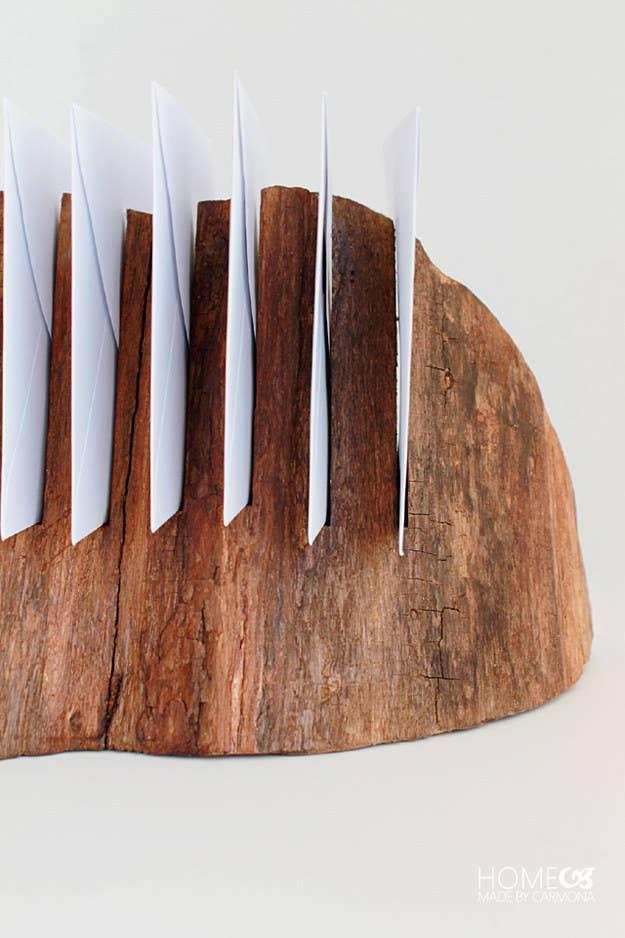 Aunque tienes que saber cómo aserrar madera. Obtén el tutorial aquí.