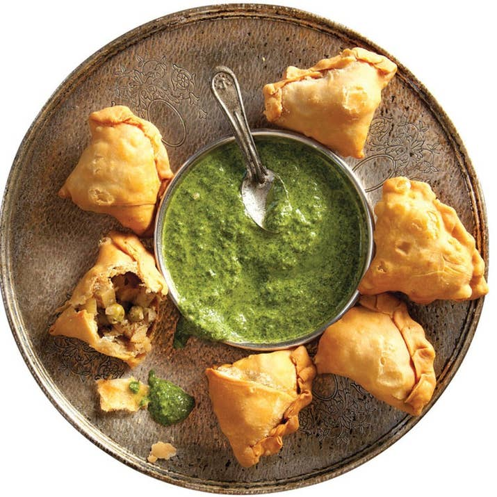 These are usually packed with potatoes and taste like a glorious mashup of french fries and dumplings.Country: IndiaTypical Filling: Potato or veggies.Recipe: Aloo Samosa