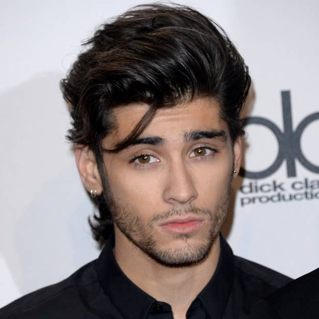 When Zayn Malik Left One Direction He Also His Former Hair Behind Him