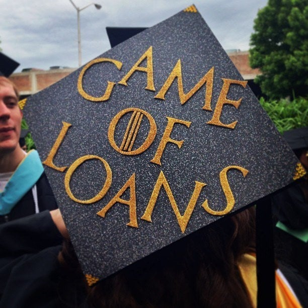 You did it! You went to college and earned your undergraduate degree! Everyone told you that that was the only way you'd accomplish anything in your life, and you did it! Yay, you! (Where you graduated from matters exactly zero, at least for the sake of this article)