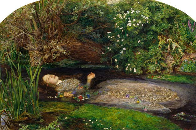 PreRaphaelite Paintings That Pretty Much Sum Up Adulthood - 21 hilarious pictures that perfectly sum up adulthood