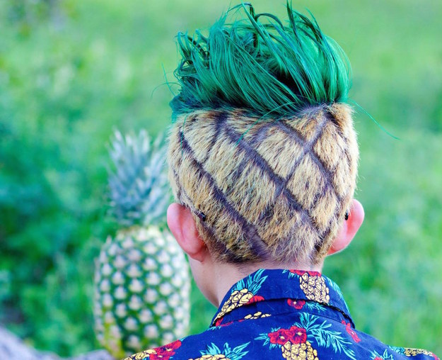 How To Pineapple Natural Hair At Night