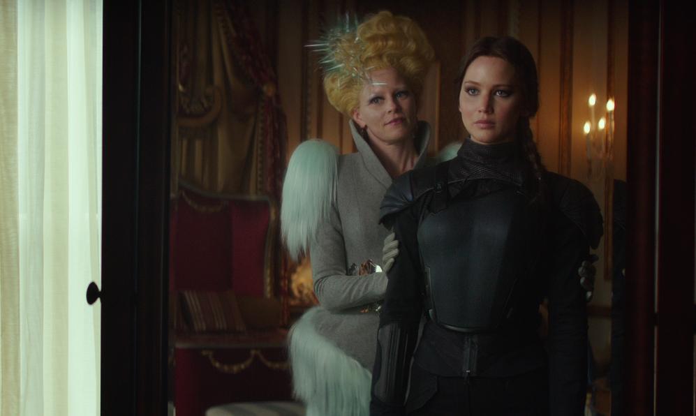 "The First ""Mockingjay — Part 2"" Teaser Shows Katniss Ready For War"