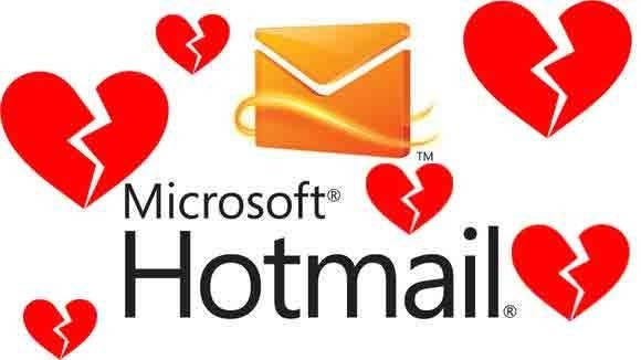 Would You Date Someone With A Hotmail Address?
