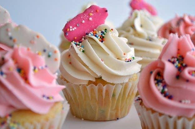 cupcakes con galletas circus