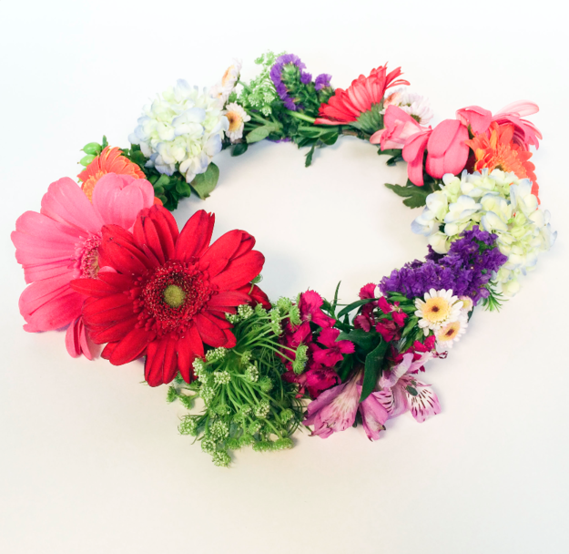 Heres How To Actually Make A Gorgeous Flower Crown