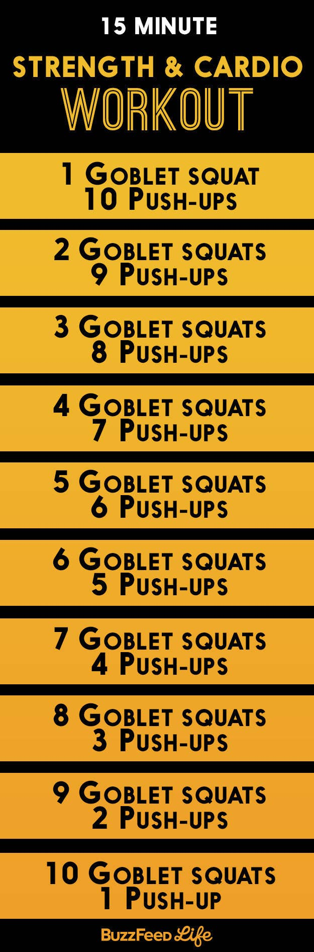 9 Incredible Ways To Get A Cardio Workout That Arent All Running Circuits Pinterest Different Types Of And Quotthis Is What I Like Call Quick N Dirty Strength