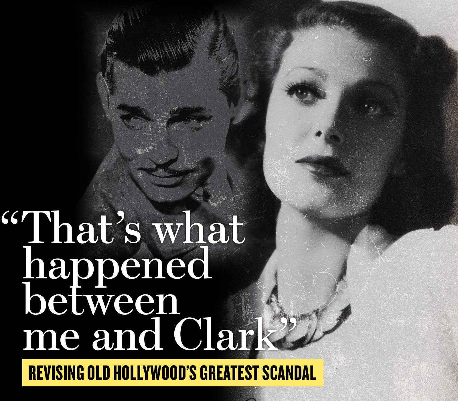 clark gable accused of raping co star