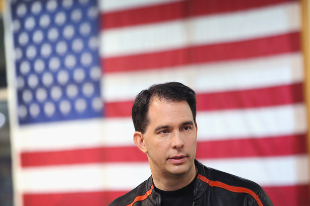 Twitter: Scott Walker Presidential Announcement Tweet Wasn't His Fault
