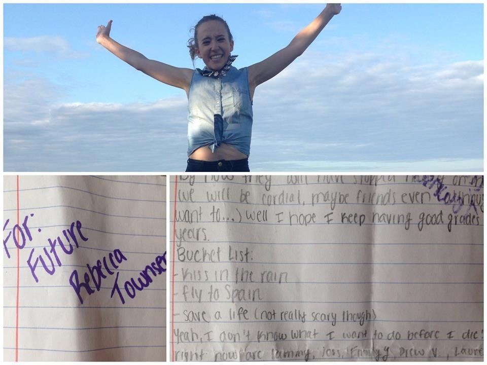 A Teen Completed Her Bucket List By Sacrificing Her Life To Save Her Friend