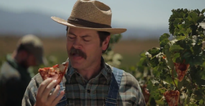 Nick Offerman Gives A Tour Of His Pizza Farm In Hilarious School Lunch PSA