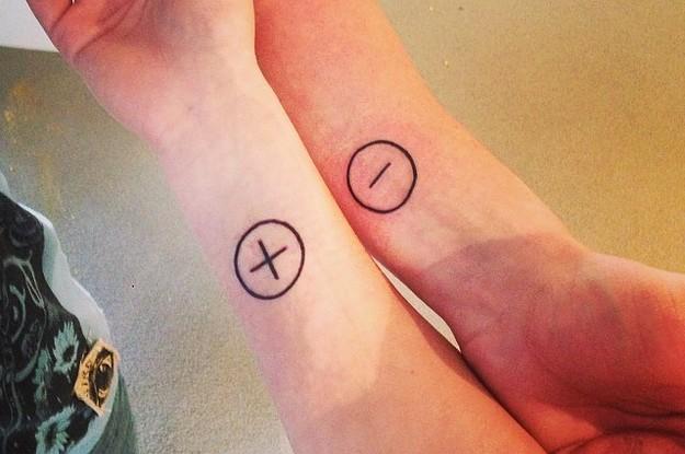 21 Tatuajes De Pareja Que Querrás Tener