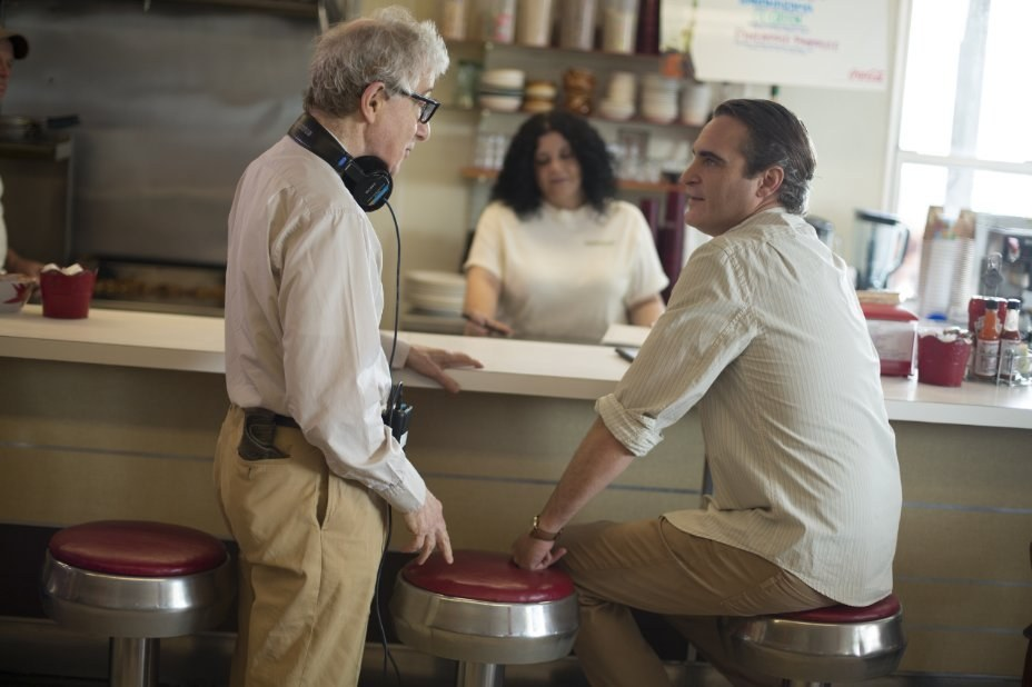 Woody Allen's New Movie Proves He Thinks He's Invincible