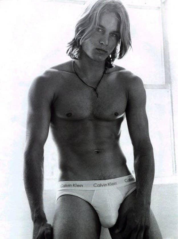 travis fimmel shirtless