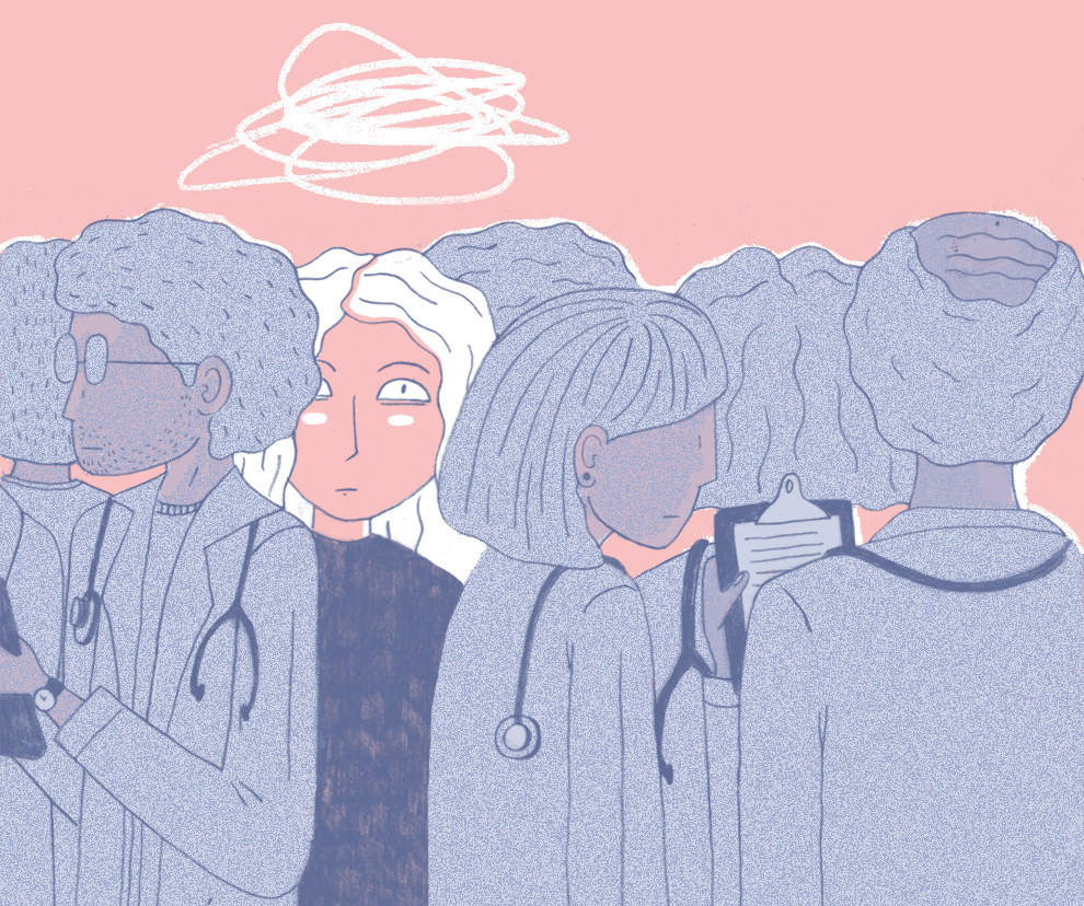 What It's Like When No One Believes You're Sick