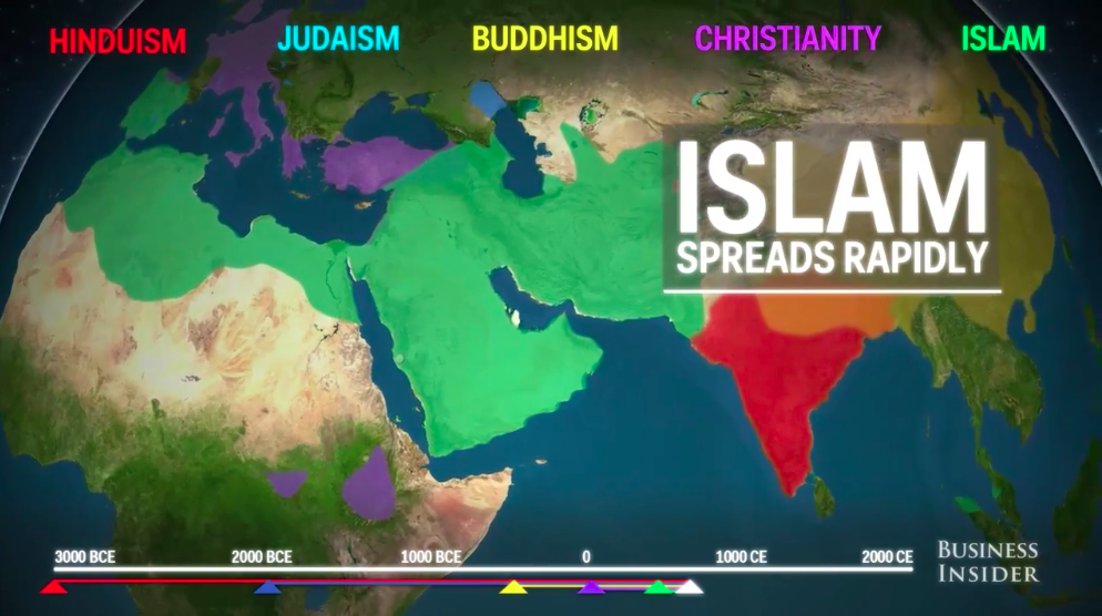 how islam spread so fast Spread of islam mini-q why did islam spread so quickly a medieval caravan of muslim pilgrims traveling to mecca overview: according to the holy texts of the muslims, in 610 ce a local merchant named.