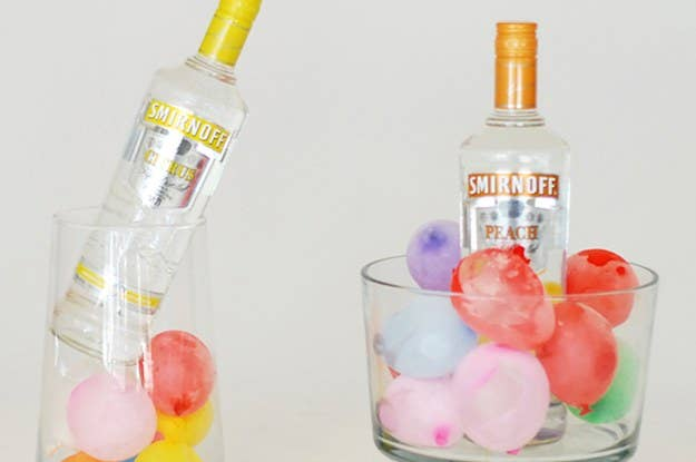 26 Borderline Genius Ways To Sneak Alcohol Into Anything