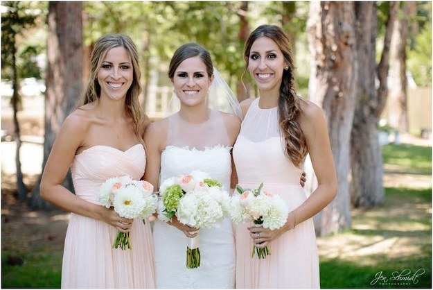 These Sisters Just Shut It Down With The Most Epic Wedding