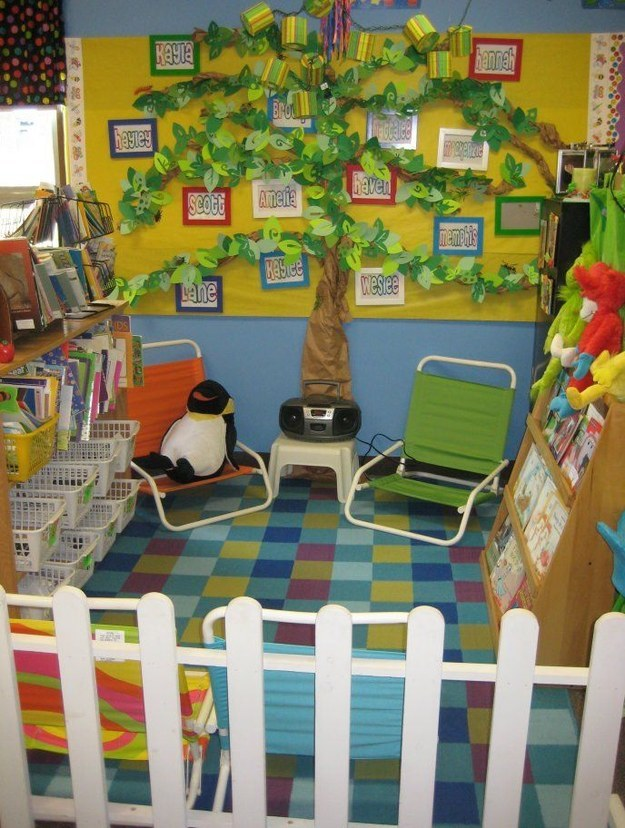 Classroom Ideas Buzzfeed ~ Awesomely creative reading spaces for the classroom