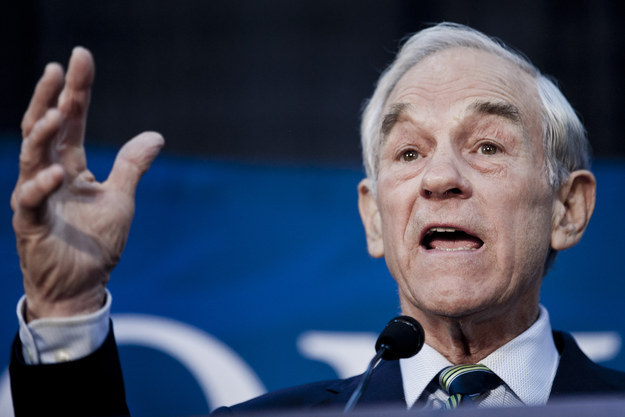"""Ron Paul Backs Iran Nuclear Deal: """"It's To The Benefit Of World Peace"""""""