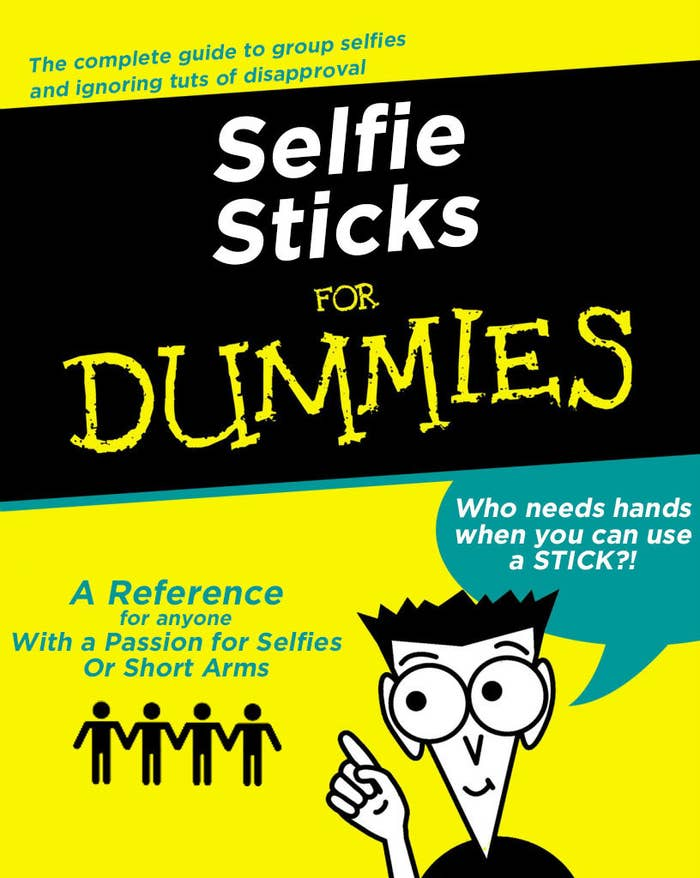 "Chapters Include: ""How To Care For Your Selfie Stick""""'Get In! Get In!' Organising Your Selfie Participants""""Only God Can Judge You"""