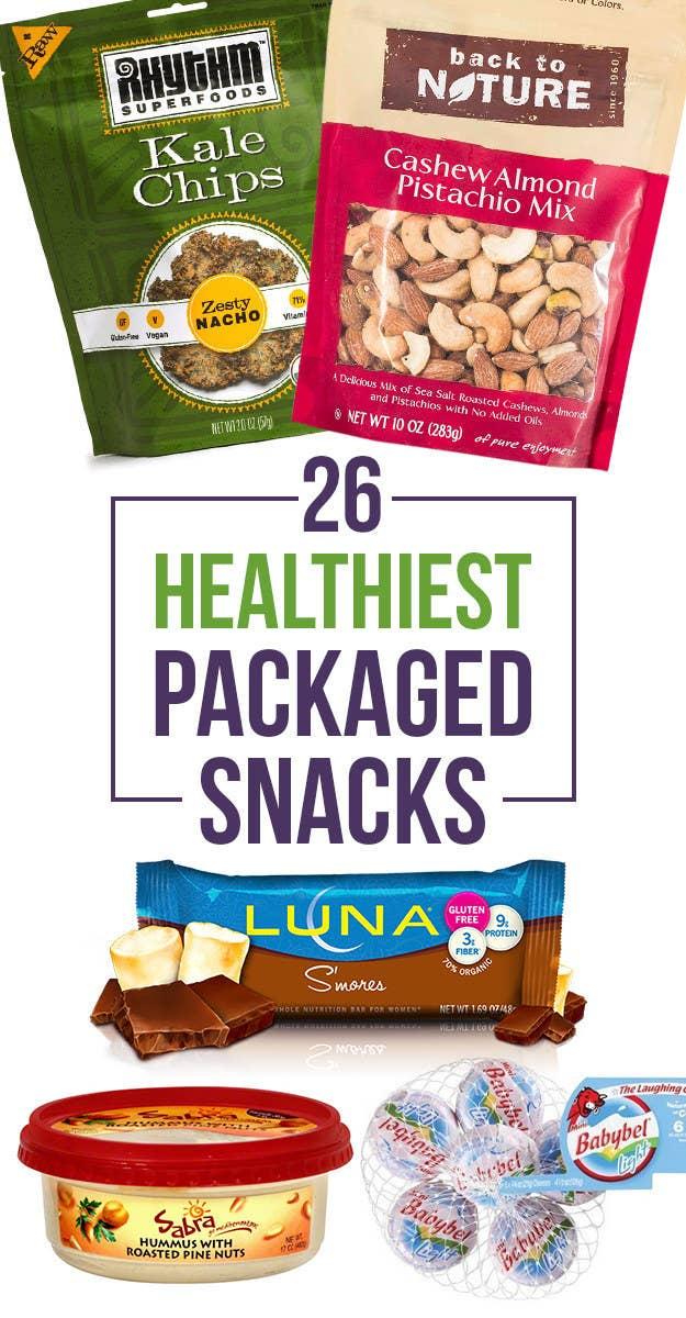 Healthy Dorm Snack Foods