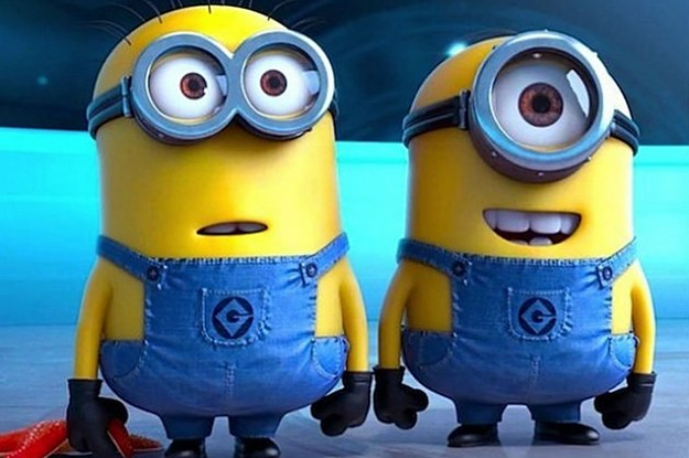 Man Behind Minions Says They Re Too Quot Dumb And Stupid Quot To