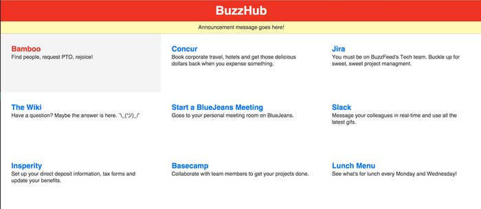 33 Incredible Projects From BuzzFeed Hack Week