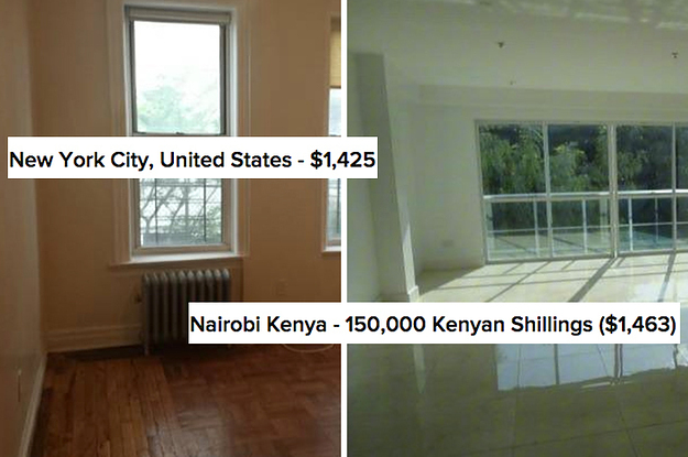 This is what 1 500 a month in rent would get you in for Month to month rental los angeles