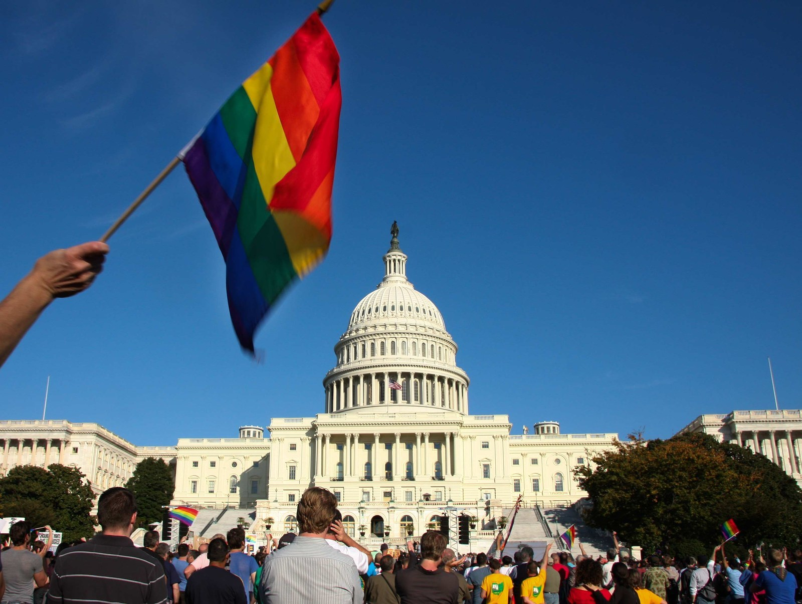 Democrats Plan To Introduce Sweeping LGBT Rights Bill In Congress This Week