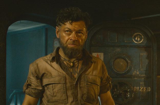Ulysses Klaue (Andy Serkis)