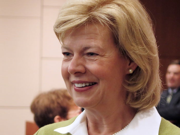 U.S. Sen. Tammy Baldwin is among the leading backers of the Equality Act.