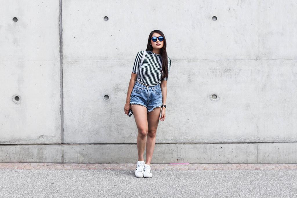 adidas superstar chica