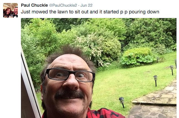 Funniest Meme Pages On Snapchat : Reminder that the chuckle brothers are brilliant at twitter