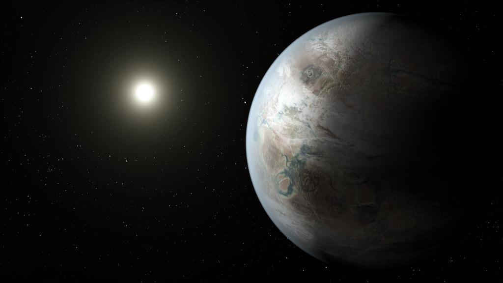 "NASA Has Found Earth's ""Bigger, Older Cousin"""