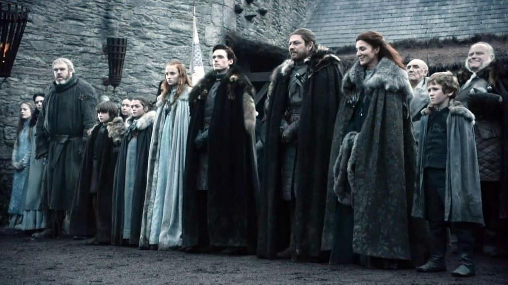 Ned Stark's Last Words Might Reveal A Secret About Jon Snow