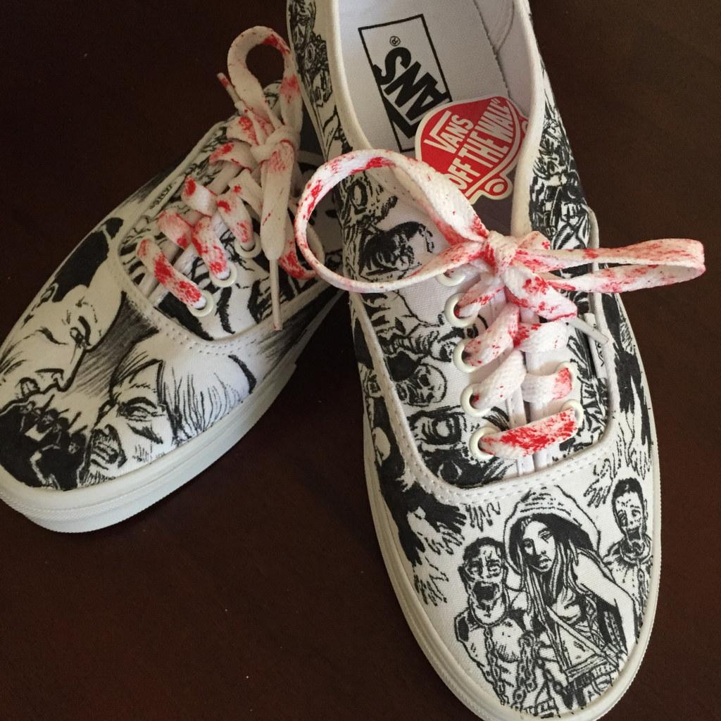 Un Unos Darle A Zapatos Para 36 Vida Solo Blancos Usando Ideas Sharpie ONyw80vmnP