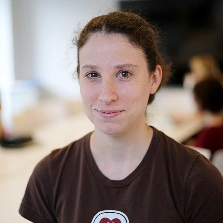 Julia Keren-Detar, UX Designer, Mushroom 11