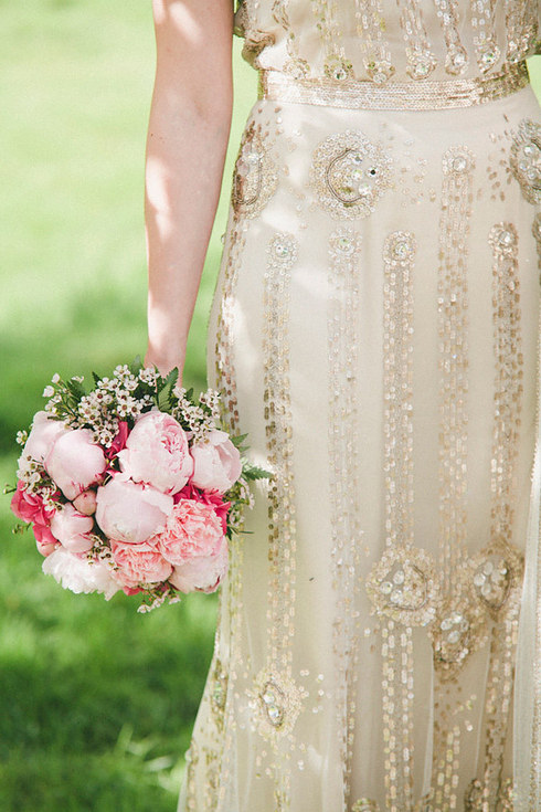 Modern wedding dress alternatives : Beautifully modern wedding dress ideas