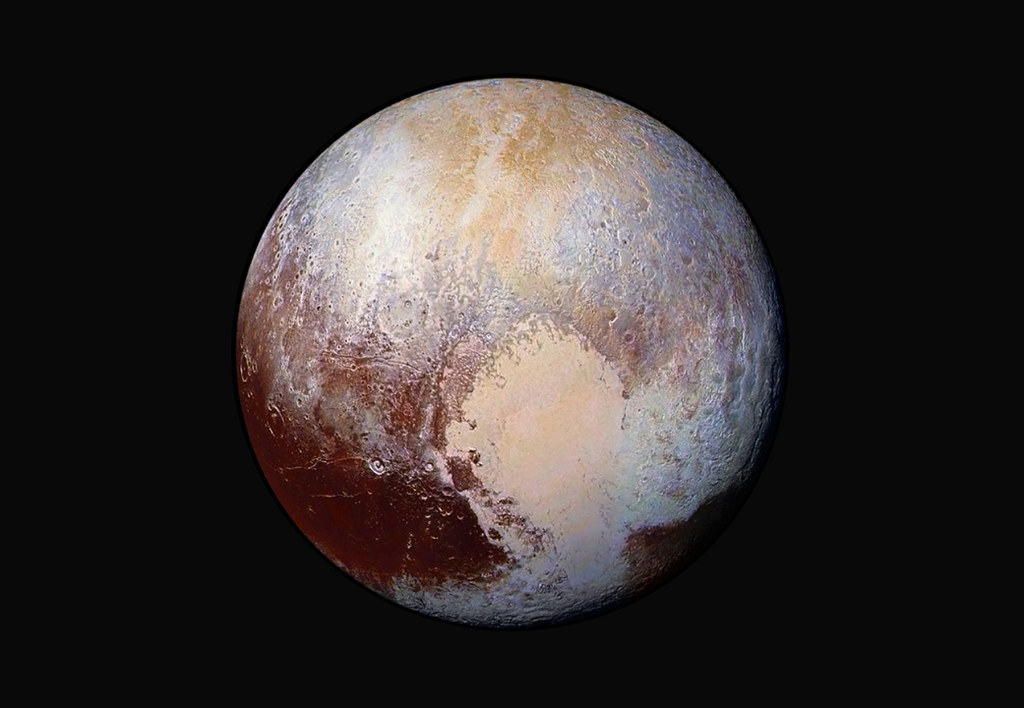 Gorgeous New Color Images Of Pluto