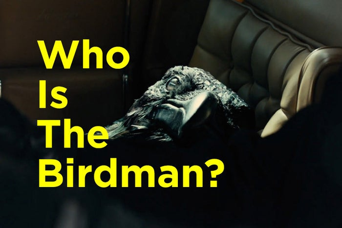 We've been asking this question all season. Who drove Caspere out to a public place and set up his corpse for anyone to find? Who shot Ray Velcoro with riot bullets? Who is the Birdman? This episode finally gave a giant hint at who the Birdman might be.
