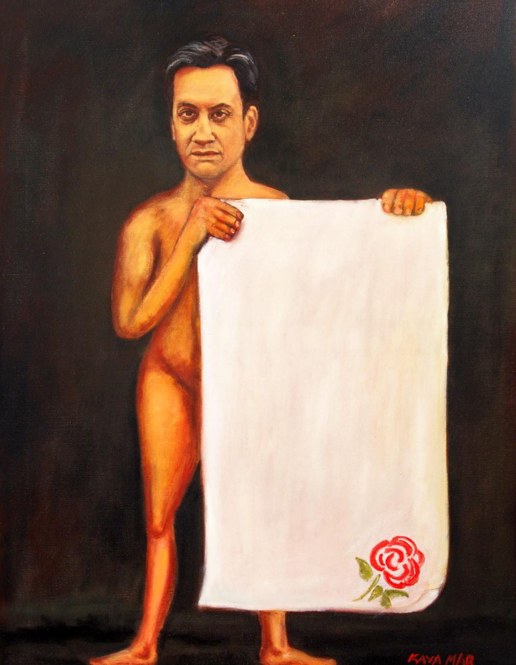 Naked men homemade sex toy