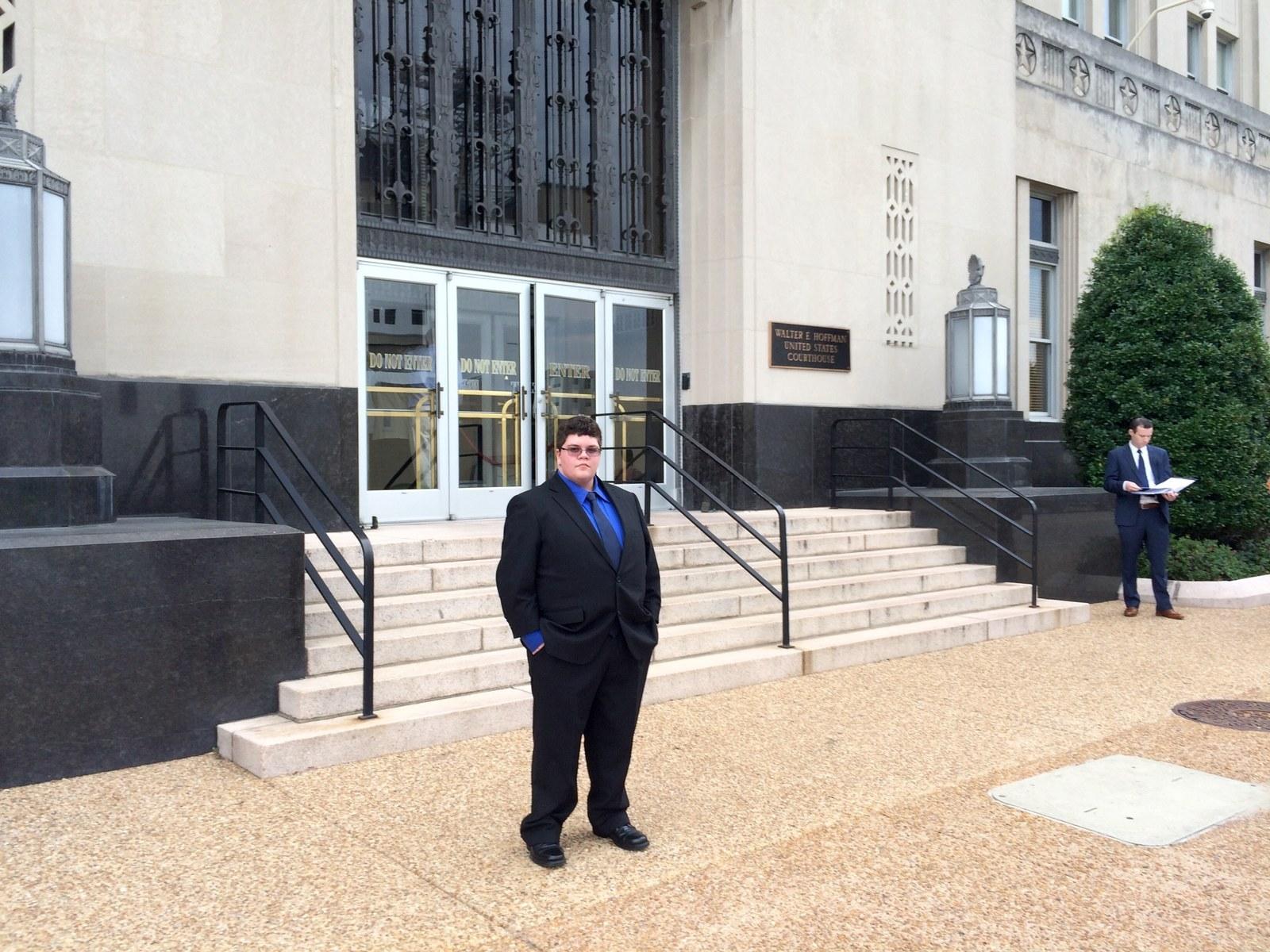 Judge Throws Out Key Argument In Transgender Student Restroom Case